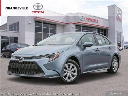 2021 Toyota Corolla LE (Stk: 21008) in Orangeville - Image 1 of 23