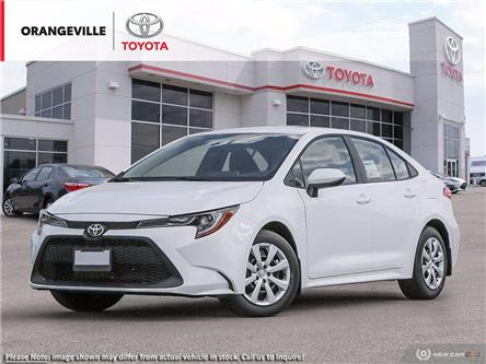 2021 Toyota Corolla LE (Stk: 21009) in Orangeville - Image 1 of 23