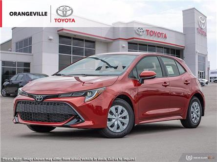 2021 Toyota Corolla Hatchback Base (Stk: 21063) in Orangeville - Image 1 of 23
