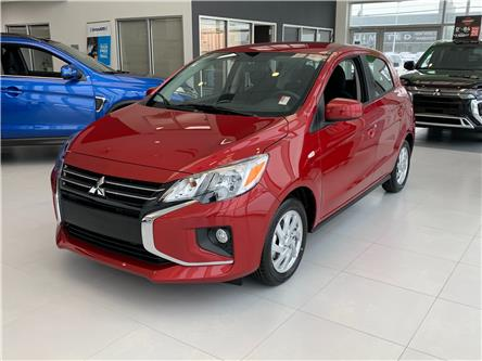 2021 Mitsubishi Mirage SE (Stk: M21006) in Edmonton - Image 1 of 23