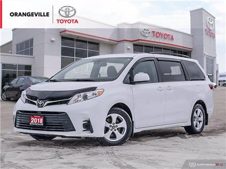 2018 Toyota Sienna LE 8-Passenger (Stk: 21174A) in Orangeville - Image 1 of 23
