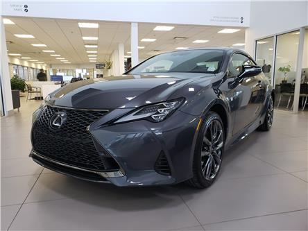 2021 Lexus RC 350 Base (Stk: L21197) in Calgary - Image 1 of 14