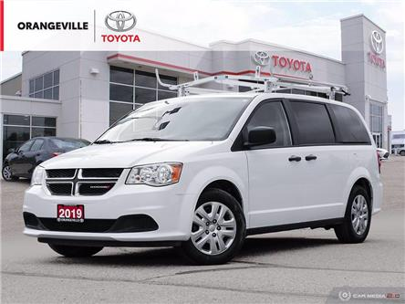 2019 Dodge Grand Caravan CVP/SXT (Stk: H20753A) in Orangeville - Image 1 of 25