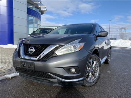 2016 Nissan Murano SL (Stk: A0510) in Ottawa - Image 1 of 12