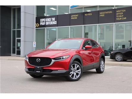 2021 Mazda CX-30 GS (Stk: M9804) in London - Image 1 of 21