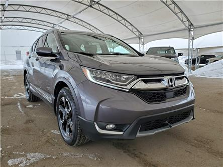 2018 Honda CR-V Touring (Stk: 188725) in AIRDRIE - Image 1 of 30