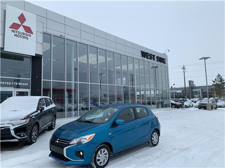 2021 Mitsubishi Mirage SE (Stk: M21008) in Edmonton - Image 1 of 24