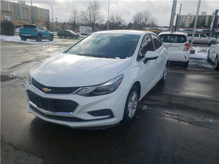 2017 Chevrolet Cruze LT Auto (Stk: 116999) in London - Image 1 of 16