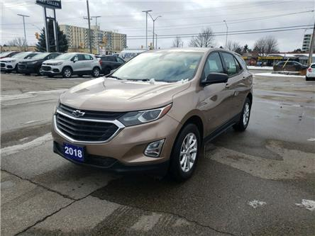 2018 Chevrolet Equinox LS (Stk: 136855) in London - Image 1 of 15