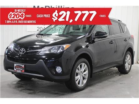 2015 Toyota RAV4 Limited (Stk: A14065) in Winnipeg - Image 1 of 26