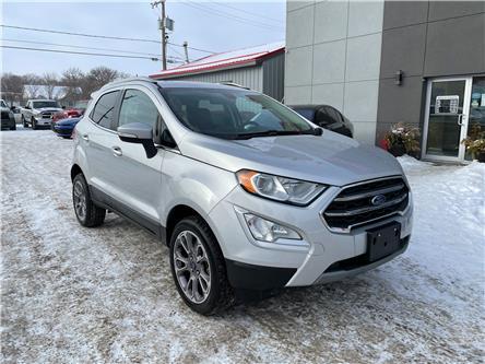 2018 Ford EcoSport Titanium (Stk: 14771) in Regina - Image 1 of 22