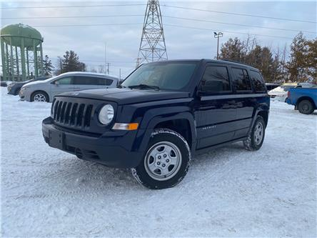 2016 Jeep Patriot Sport/North (Stk: 6316) in Stittsville - Image 1 of 19