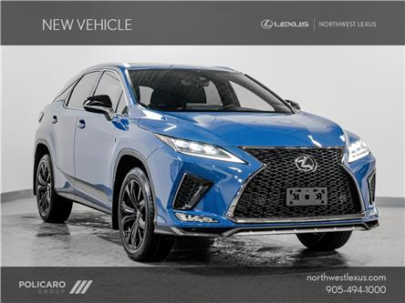2021 Lexus RX 350 Base (Stk: 274447) in Brampton - Image 1 of 22