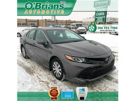 2019 Toyota Camry LE (Stk: 13869A) in Saskatoon - Image 1 of 19
