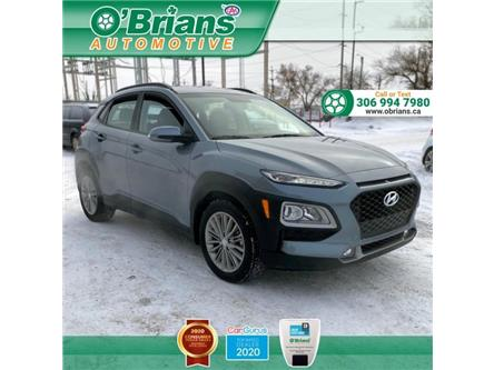 2020 Hyundai Kona 2.0L Preferred (Stk: 14106A) in Saskatoon - Image 1 of 14