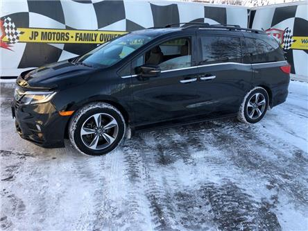2018 Honda Odyssey EX (Stk: 50547) in Burlington - Image 1 of 23