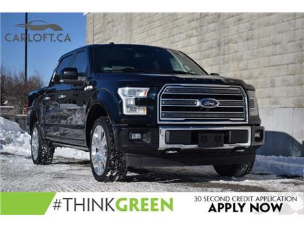 2017 Ford F-150 Limited (Stk: B6855) in Kingston - Image 1 of 32