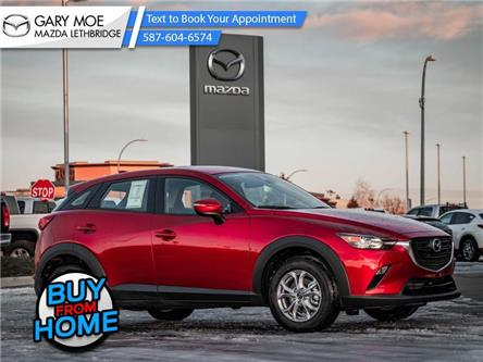 2021 Mazda CX-3 GS (Stk: 21-8315) in Lethbridge - Image 1 of 22