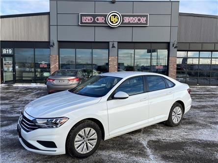 2019 Volkswagen Jetta 1.4 TSI Comfortline (Stk: UC4049'DO') in Thunder Bay - Image 1 of 18