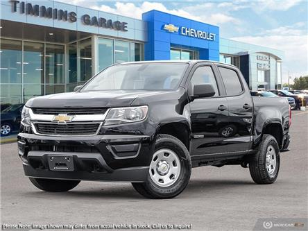2021 Chevrolet Colorado WT (Stk: 21229) in Timmins - Image 1 of 24