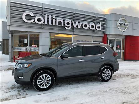 2018 Nissan Rogue SV (Stk: P4796A) in Collingwood - Image 1 of 24