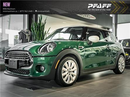 2021 MINI 3 Door Cooper (Stk: M5756) in Markham - Image 1 of 22