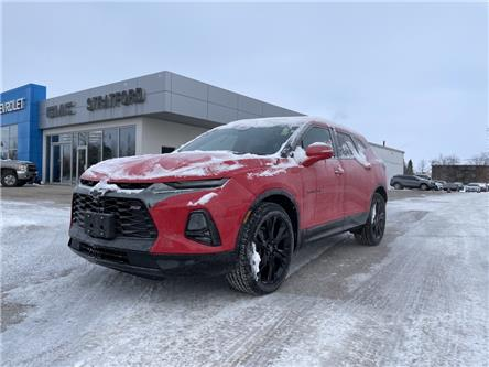 2021 Chevrolet Blazer RS (Stk: TC2827) in Stratford - Image 1 of 10