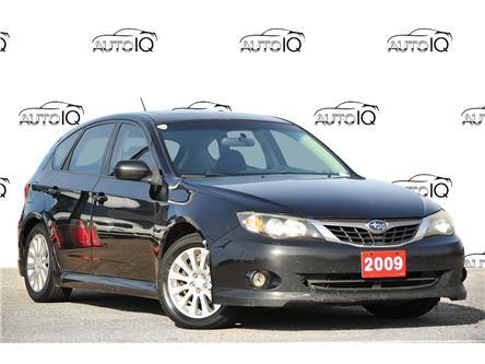 2009 Subaru Impreza 2.5 i Sport Package (Stk: 153910Z) in Kitchener - Image 1 of 19