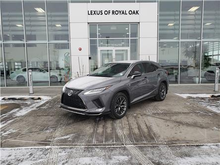 2020 Lexus RX 350 Base (Stk: L20535) in Calgary - Image 1 of 14
