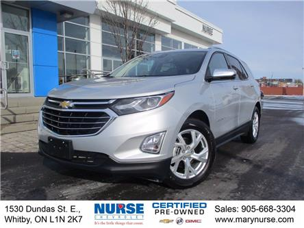 2018 Chevrolet Equinox Premier (Stk: 10X475) in Whitby - Image 1 of 29