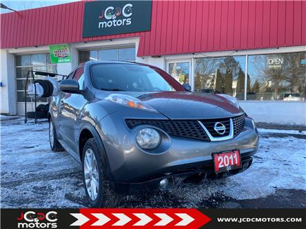 2011 Nissan Juke SL (Stk: ) in Cobourg - Image 1 of 18