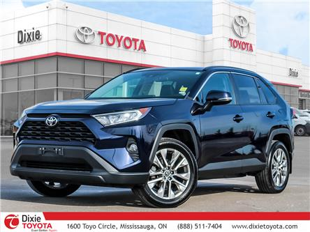 2019 Toyota RAV4 XLE (Stk: D210566A) in Mississauga - Image 1 of 30