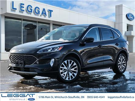 2020 Ford Escape Titanium Hybrid (Stk: DR004) in Stouffville - Image 1 of 26