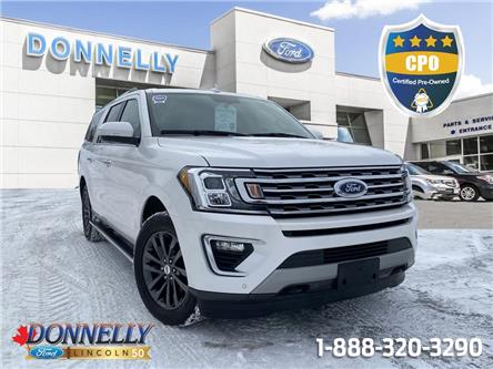 2019 Ford Expedition Max Limited (Stk: DUR6660) in Ottawa - Image 1 of 30