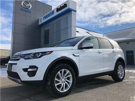 2019 Land Rover Discovery Sport HSE (Stk: UT407) in Woodstock - Image 1 of 18