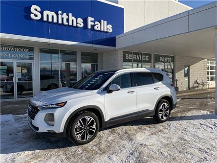 2020 Hyundai Santa Fe Ultimate 2.0 (Stk: P3235) in Smiths Falls - Image 1 of 13