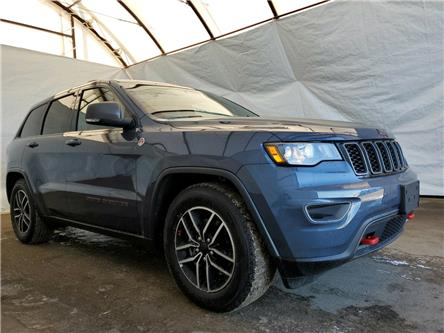 2020 Jeep Grand Cherokee Trailhawk (Stk: U2180R) in Thunder Bay - Image 1 of 20