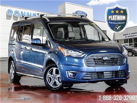 2019 Ford Transit Connect Titanium (Stk: PLDS380) in Ottawa - Image 1 of 27