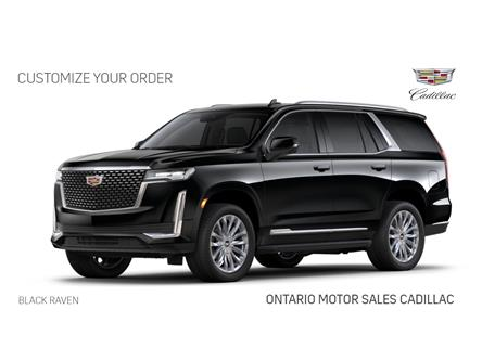 2021 Cadillac Escalade Premium Luxury (Stk: ORDER1) in Oshawa - Image 1 of 28