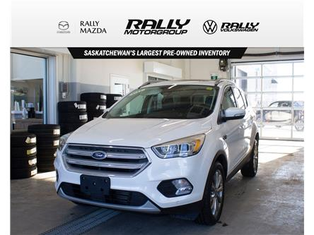 2018 Ford Escape Titanium (Stk: V1441) in Prince Albert - Image 1 of 15