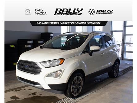 2020 Ford EcoSport Titanium (Stk: V1447) in Prince Albert - Image 1 of 15