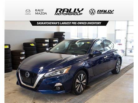 2019 Nissan Altima 2.5 SV (Stk: V1451) in Prince Albert - Image 1 of 16