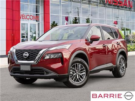 2021 Nissan Rogue S (Stk: 21009) in Barrie - Image 1 of 23