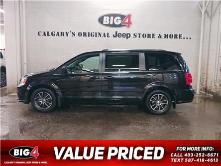 2016 Dodge Grand Caravan SE/SXT (Stk: 20T236A) in Calgary - Image 1 of 15