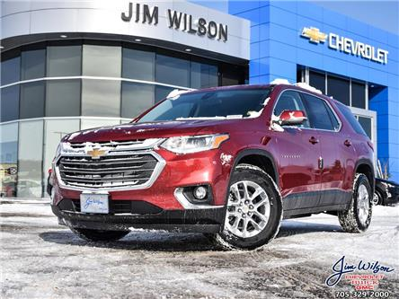 2021 Chevrolet Traverse LT Cloth (Stk: 2021291) in Orillia - Image 1 of 29
