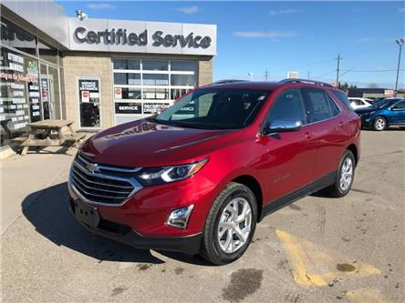 2021 Chevrolet Equinox Premier (Stk: M098) in Blenheim - Image 1 of 19