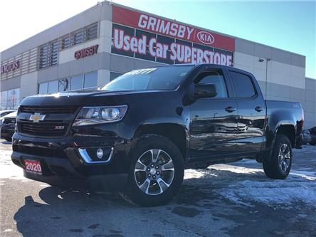2020 Chevrolet Colorado Wow!!! Only 17,000 kms, Crew Cab, 4WD (Stk: U1914) in Grimsby - Image 1 of 22