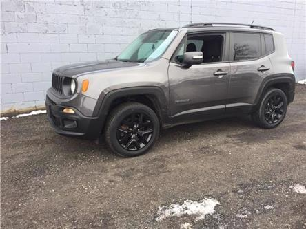 2016 Jeep Renegade North (Stk: 555913) in Toronto, Ajax, Pickering - Image 1 of 3