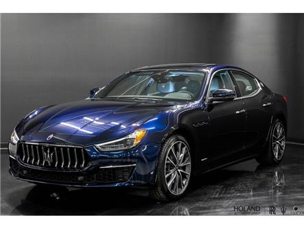 2021 Maserati Ghibli S Q4 GranLusso (Stk: M2125) in Montréal - Image 1 of 30
