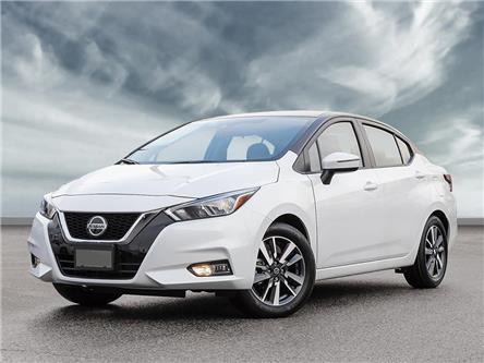2021 Nissan Versa SV (Stk: 11689) in Sudbury - Image 1 of 23
